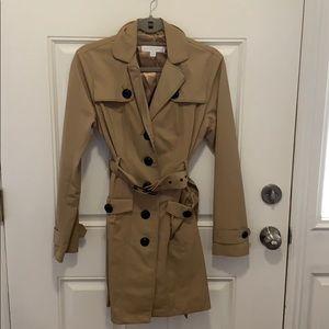 NY & COMPANY Trench Coat - Small